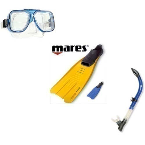 Travel Sports Intro Snorkel Set